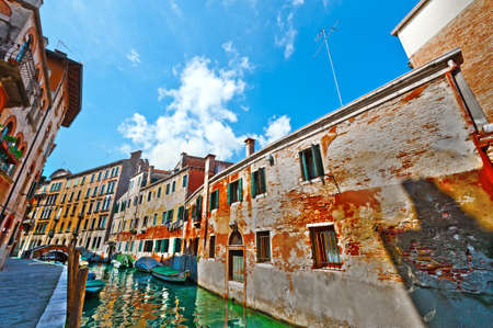 canal street: The Narrow Canal, the Street in Venice