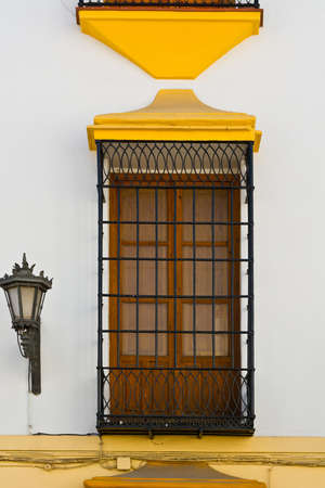 resplendence: Window of the Old Spain House