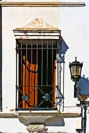 resplendence: Window of the Old Spain House