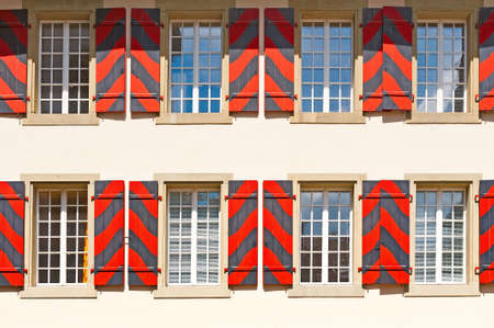 renovated: The Renovated Facade of the Old Swiss House