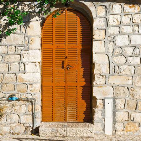 tel aviv: Israel Metal Door in Tel Aviv