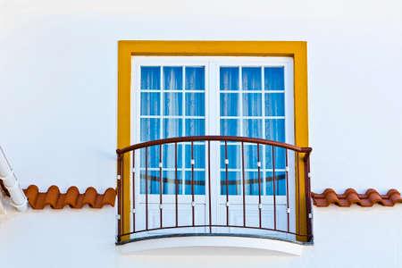portuguese: Balcony of the Portuguese House