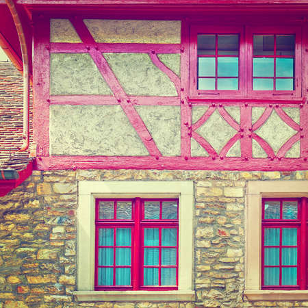 resplendence: The Renovated Facade of the Old Swiss House