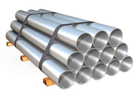 Metal tube Stock Photo - 9919334