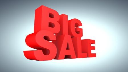 attention grabbing: Big Sale