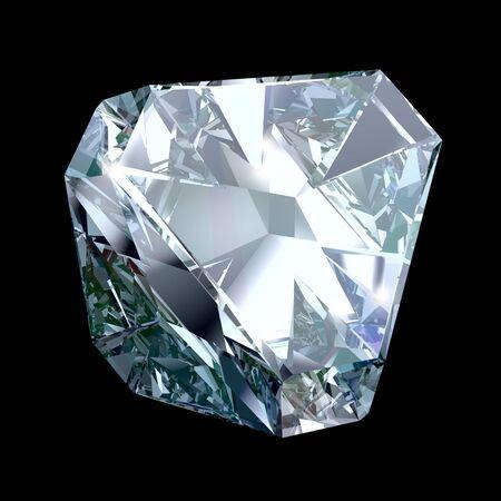 blue crystal Stock Photo - 10014632