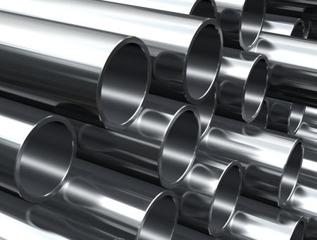 burnish: Metal tube
