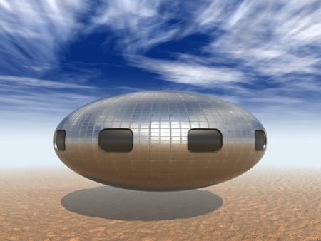 roswell: UFO