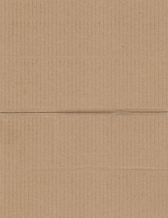 corrugated cardboard  Stock Photo - 9944046