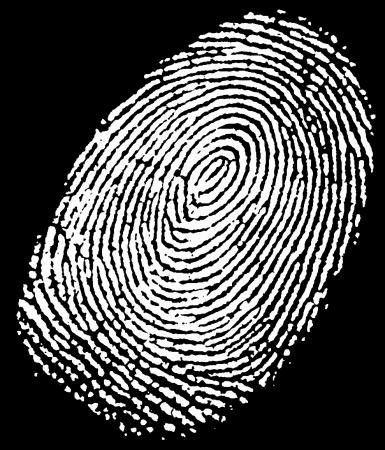 finger print Stock Photo - 9943940