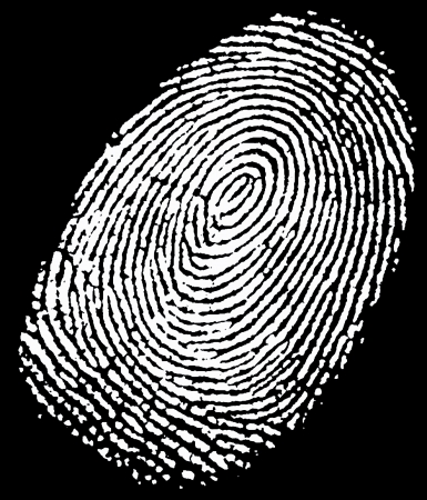 finger print Stock Photo - 9943940