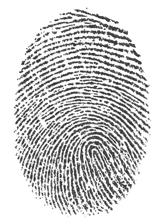 finger print  Stock Photo - 9962976