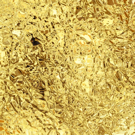 gold foil Stock Photo - 9944041