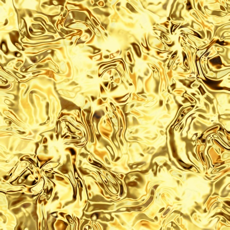 gold foil  Stock Photo - 9943987
