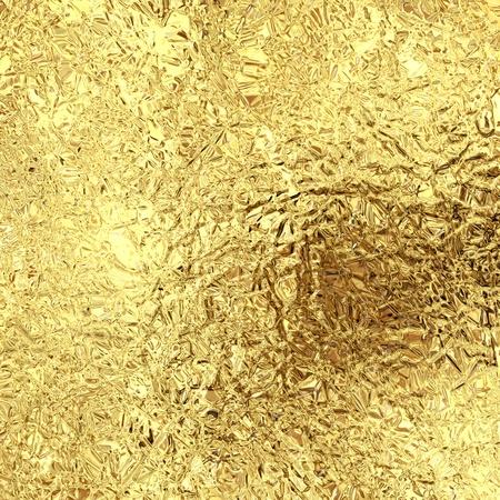 �gold: l�mina de oro Foto de archivo