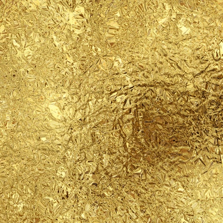 gold foil Stock Photo - 9944042