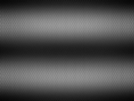 perforated metal photo