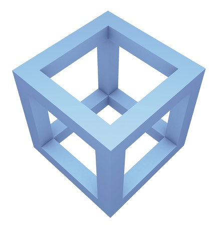 hollow: hollow cube