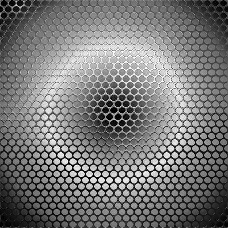 netting metal  photo