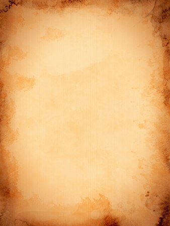 burned: textura de papel viejo Foto de archivo