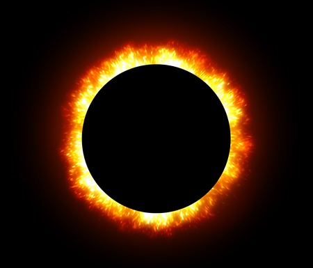 ring of fire: total eclipse