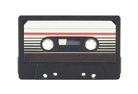 Audio cassette photo