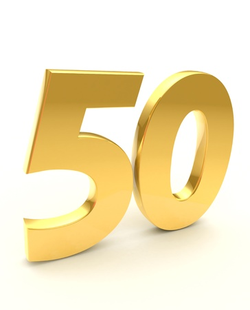 number 50: golden fifty