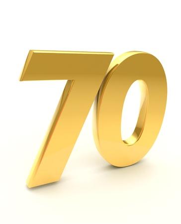 seventy: golden settanta