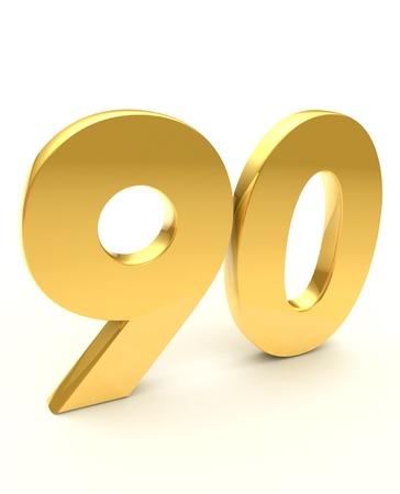 ninety: golden ninety