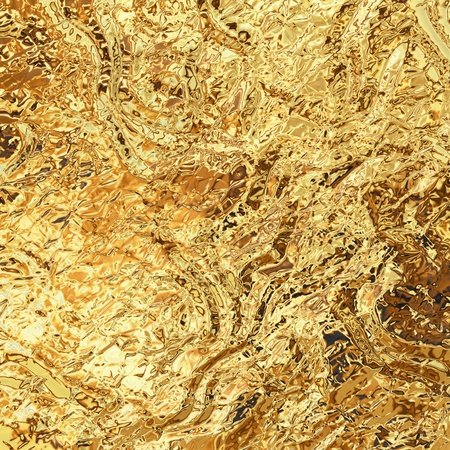 golden foil texture  photo