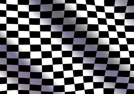 checkered flag photo