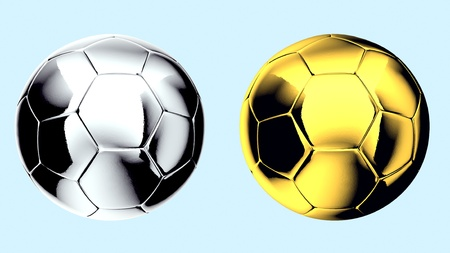 3d soccer ball photo