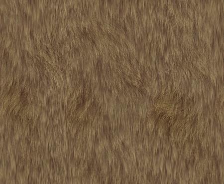 animal fur Stock Photo