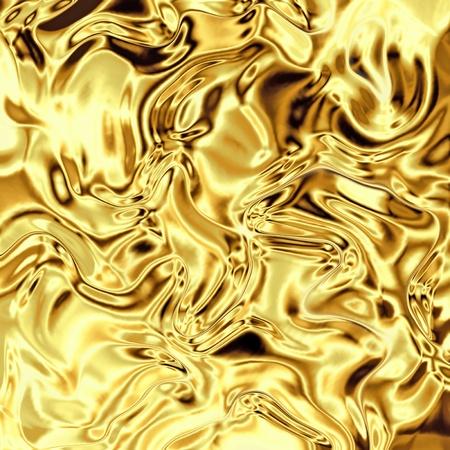 gold foil photo