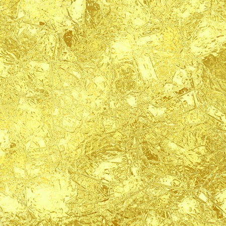 gold bar: gold foil Stock Photo