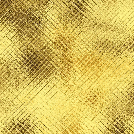 foil: gold foil Stock Photo