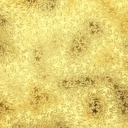 gold foil Stock Photo - 10183208