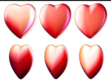 Heart Stock Photo - 10182857