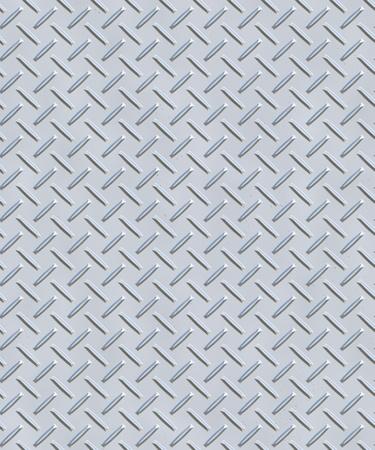 grip: metal texture (diamond plate)