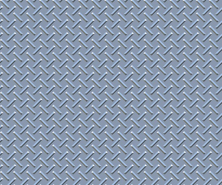 rough diamond: metal texture (diamond plate)