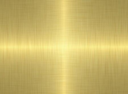 golden metal texture Stock Photo - 10183143