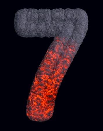 molted: N�mero de metal caliente