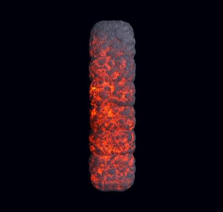 czcionki: Hot czcionki metalowe Zdjęcie Seryjne