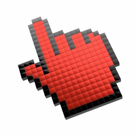 3d cursor: 3d mouse cursor