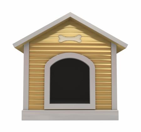 dog house: Dog  kennel
