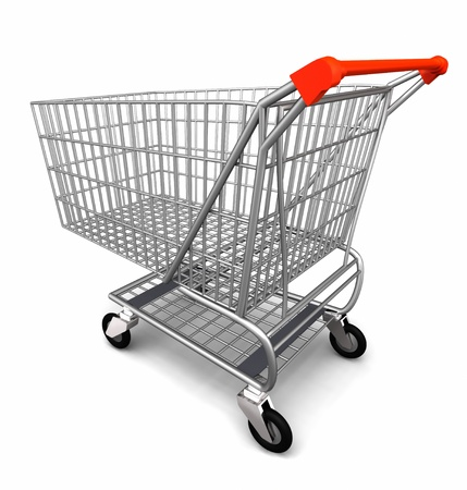 Shopping Trolley photo