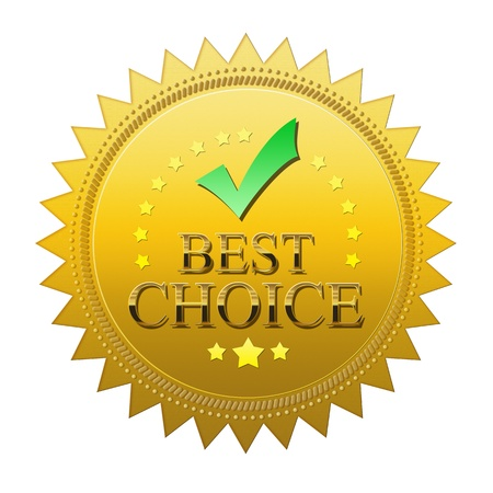 quality assurance: Best Choice seal