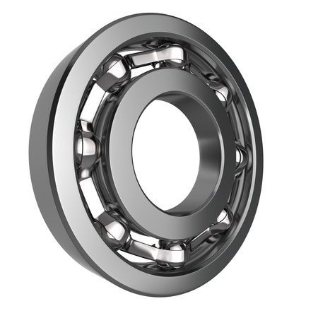 ball bearing: Ball Bearing  Stock Photo