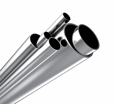 cylinder: Metal tube