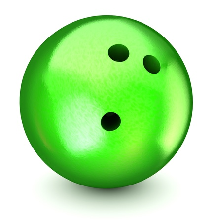 Bowling ball Stock Photo - 12655662